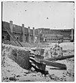 Charleston, South Carolina. Interior view of Fort Sumter LOC cwpb.02449.jpg