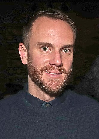 Charlie McDowell - McDowell at the 2017 Sundance Film Festival
