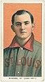 Charlie Rhodes, St. Louis Cardinals, baseball card portrait LCCN2008676422.jpg