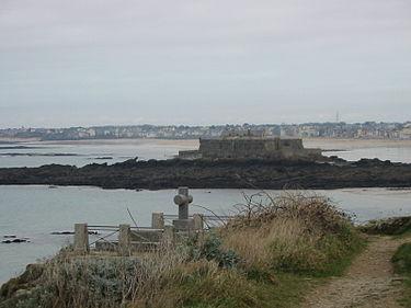 Chateaubriand : un homme de plume Saint-Malo dans Bretagne