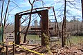 Chattahoochee River NRA - Jones Bridge ruins, Feb 2018 1.jpg