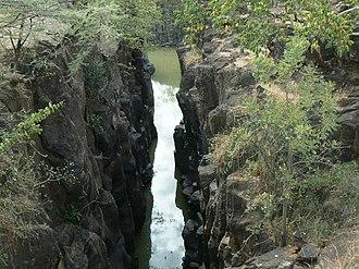Elgeyo-Marakwet County - Image: Chebloch gorge