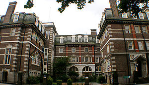 Chelsea College of Arts - Chelsea College of Art and Design (South Block)