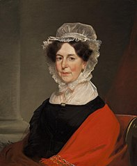 Portrait of Elizabeth Tuckerman Salisbury (Mrs. Stephen Salisbury I)