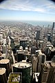 "Chicago (ILL) Willis Tower ( Ex. SEARS Tower ) 1974, N-E side "" the loop "" (4800321685).jpg"