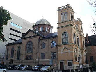 Greek Orthodox Metropolis of Chicago - The Annunciation Cathedral