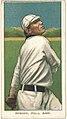 Chief Bender, Philadelphia Athletics, baseball card portrait LCCN2008676832.jpg