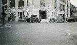 Chief Post Office Dunedin construction 1937 (23037672974).jpg