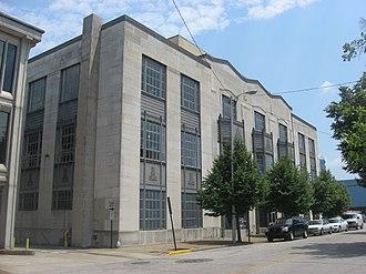 Downtown Evansville - Image: Children's Museum of Evansville