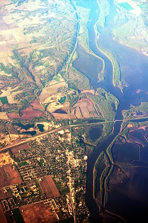 Chillicothe, Illinois aerial 02A.jpg