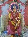 Chinalingala Dussera 2014 Sri Maha Lakshmi devi Alamkaram by Girikonda.jpg