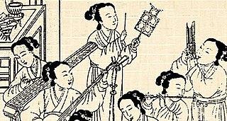Music of China Cultural musical history
