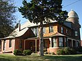 Chisholm Trail Museum - Governor Seay Mansion - 1892 Queen Anne Victorian Home, Kingfisher, OK USA - panoramio.jpg