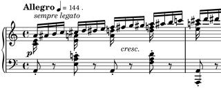 Étude Op. 10, No. 2 (Chopin) étude written by Chopin