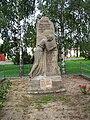 Chotěšov (okres Litoměřice), pomník padlým - detil.JPG