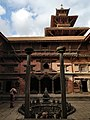 Chowk inside Patan Durbar Square.jpg