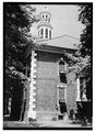 Christ Church (Episcopal), Columbus and Cameron Streets, Alexandria, Independent City, VA HABS VA,7-ALEX,2-41.tif