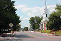 Christiansburg VA West Main Street.jpg