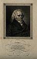 Christoph Wilhelm Hufeland. Stipple engraving by J. G. Nordh Wellcome V0002912.jpg