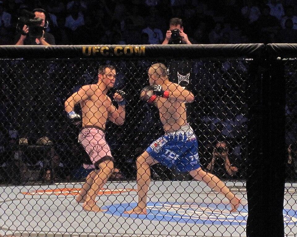 Най-бързият нокаут в UFC (видео)
