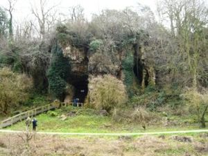 Creswellian culture - Image: Church Hole Cave