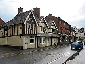 Newent - Church Street, Newent
