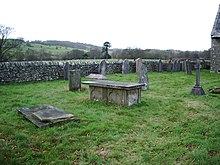 Church of the Holy Ghost, Middleton, Graveyard - geograph.org.uk - 614254.jpg