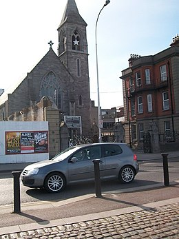 Church of the Immaculate Heart of Mary, City Quay - geograph.org.uk - 1733660.jpg