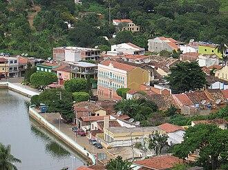Triunfo, Pernambuco - Mountainous (serrano) tourism city
