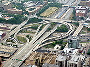 Circle Interchange Chicago