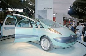 image illustrative de l'article Citroën Xanae