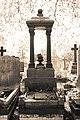 City of London Cemetery Central Avenue Fleet monument 1a DXO FilmPack Ilford Delta 400 Pure gold preset.jpg