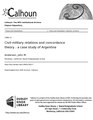 Civil-military relations and concordance theory - a case study of Argentina (IA civilmilitaryrel1094539317).pdf