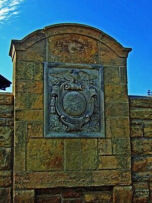 Breese Stevens Field - CWA marker (1934)