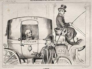 Actualités:  Les Inconvénients des voitures publique:  L'Urbaine