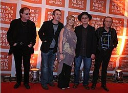 Clannad at Meteor Awards