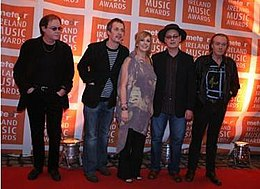 Clannad at Meteor Awards.jpg