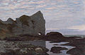 Claude Monet - Étretat, (1864).jpg