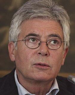 Claudio Martelli Italian politician