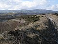 Clay waste haul road above White Pit Quarry - geograph.org.uk - 1740340.jpg