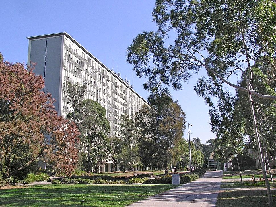 Clayton - Monash University