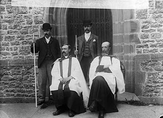 Clerics and wardens, Narberth
