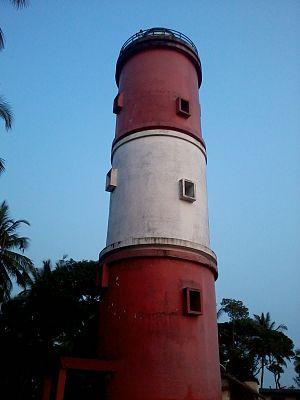 Tourist attractions in Kannur - Kannur Lighthouse