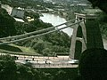 Clifton Suspension Bridge through the Camera Obscura - geograph.org.uk - 221264.jpg