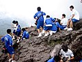 Climbing With the 3rd Year Students (2954679804).jpg