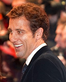 Clive Owen English film, television and stage actor