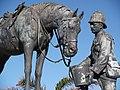 Close-up of the Horse Memorial, Port Elizabeth, South Africa.jpg