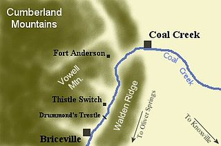 Coal Creek War