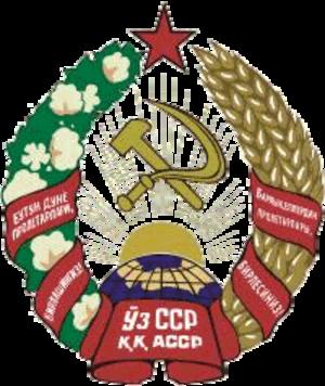 Karakalpak Autonomous Soviet Socialist Republic