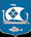 Coat of Arms of Primorsk (Leningrad oblast) (2007).png